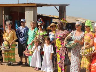 Bli med på FADDERTUR til GAMBIA