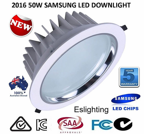 50W SAMSUNG FIXED LED DOWNLIGHT