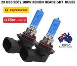 2X HB3 9005 100W XENON HEADLIGHT FOGLIGHT BULBS.jpg