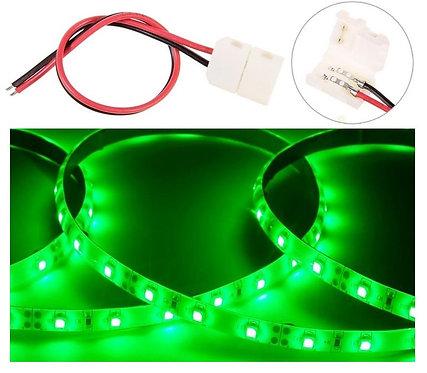 1 METER OF GREEN WATERPROOF 3528 STRIP LIGHT