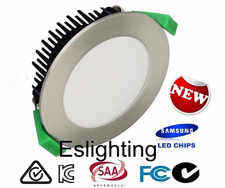 12W - 13w FROSTED DIMMABLE SAMSUNG LED DOWNLIGHT