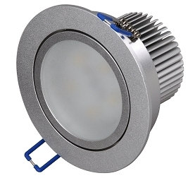 12W ADJUSTABLE DIMMABLE  SAMSUNG LED DOWNLIGHT