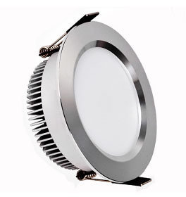 10W FROSTED DIMMABLE SAMSUNG LED DOWNLIGHT