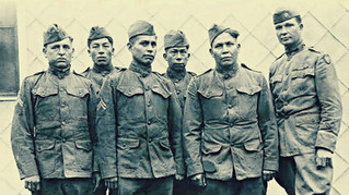 Choctaw Soldiers: World War One's Original Code Talkers: Recognized at Last