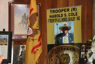 Trooper Cole's Memorial Service