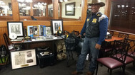 Greater Atlanta Chapter's 2018 Black History Month Buffalo Soldiers Presentation for the Rolling