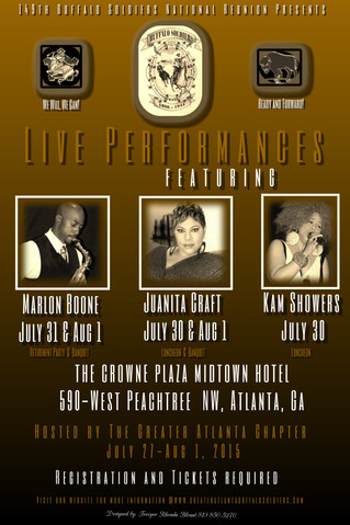The 149th National Reunion Presents Live Performers! Featuring Saxophonist Marlon Boone (Retirement