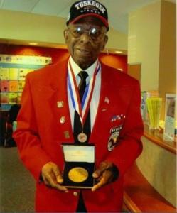 Tuskegee Airman Dr. Cyril O. Byron, Sr. Dies at 95