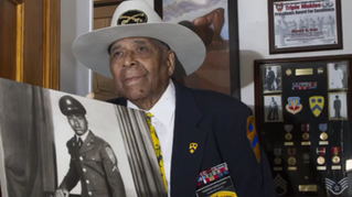 Harold S. Cole, World War II Veteran, US Army, Buffalo Soldier. October 28, 1925-February 24, 2018.