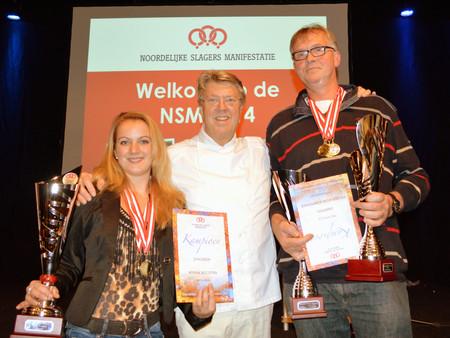 Juniorenkampioen en Drents kampioen NSM 2014
