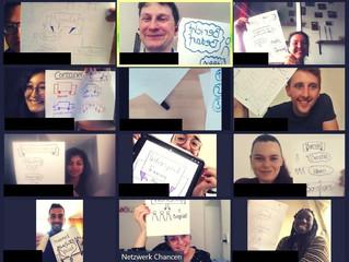 Online-Workshop: Visualisierung einfach gemacht - für Präsentation und Moderation