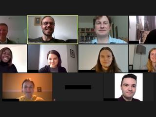 Online-Workshop: Berufliches Networking