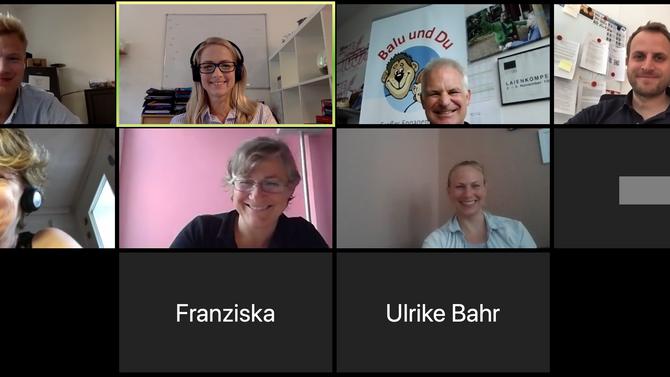 Meet & Greet mit Ulrike Bahr