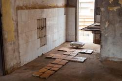 kluse, 2018, 260x120x5 cm',tiles