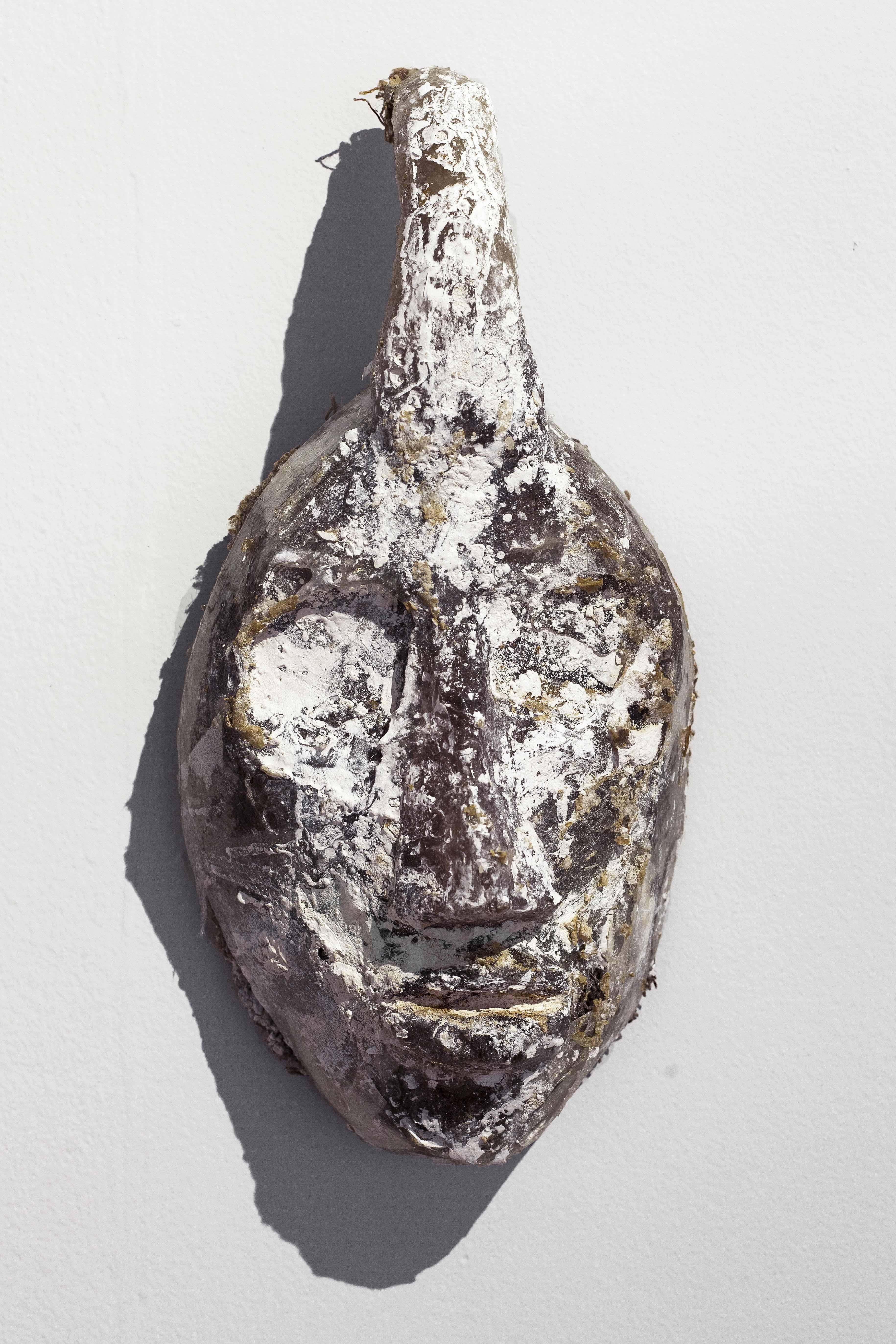 Mask Number 10, 2019, 35x23x11 cm, polye