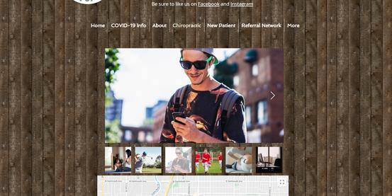 FSP Website Redesign