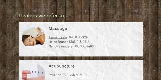 Chiropractic Website Redesign