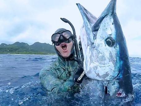 Micks Winch Famous Fisho - Clarke Gayford