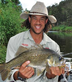 Famous Fisho - Andrew Symonds