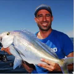 Micks' Winch Famous Fisho - Jamie Crawford