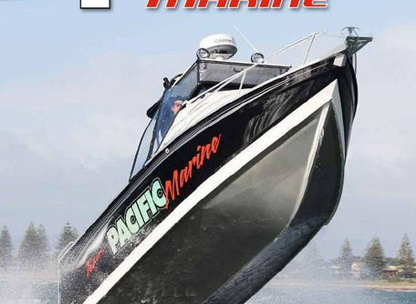 Pacific Marine Boat of the Week - 25/07/20