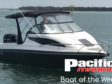 Pacific Marine Boat of the Week - 22/08/20
