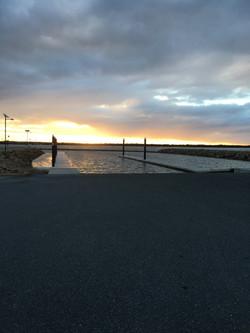 Sunset at Port Broughton Jetty