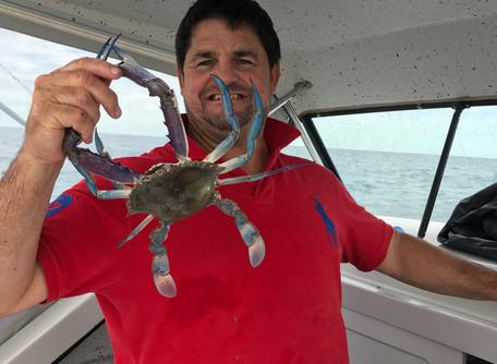 Rowey's Blog - Easter Fishing Trip