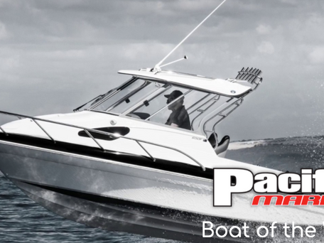 Pacific Marine Boat of the Week - 15/08/20