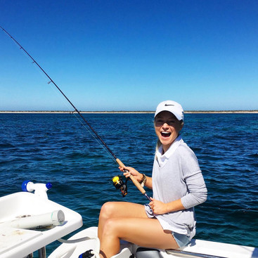 Micks' Winch Famous Fisho - Amelia Mulcahy