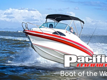 Pacific Marine Boat of the Week - 01/08/20