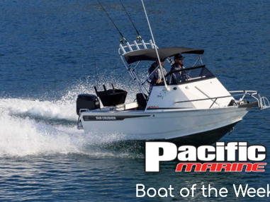 Pacific Marine Boat of the Week - 29/08/20