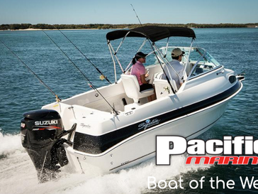 Pacific Marine Boat of the Week - 08/08/20