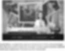 CCTV China National News Intenrnational News Hostes Daniela Bessia In Asia Documentary black and White newpaper