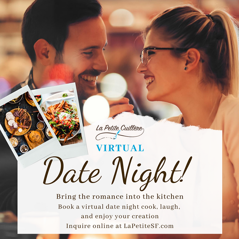 Date Night is a super fun way to get you and your partner together.