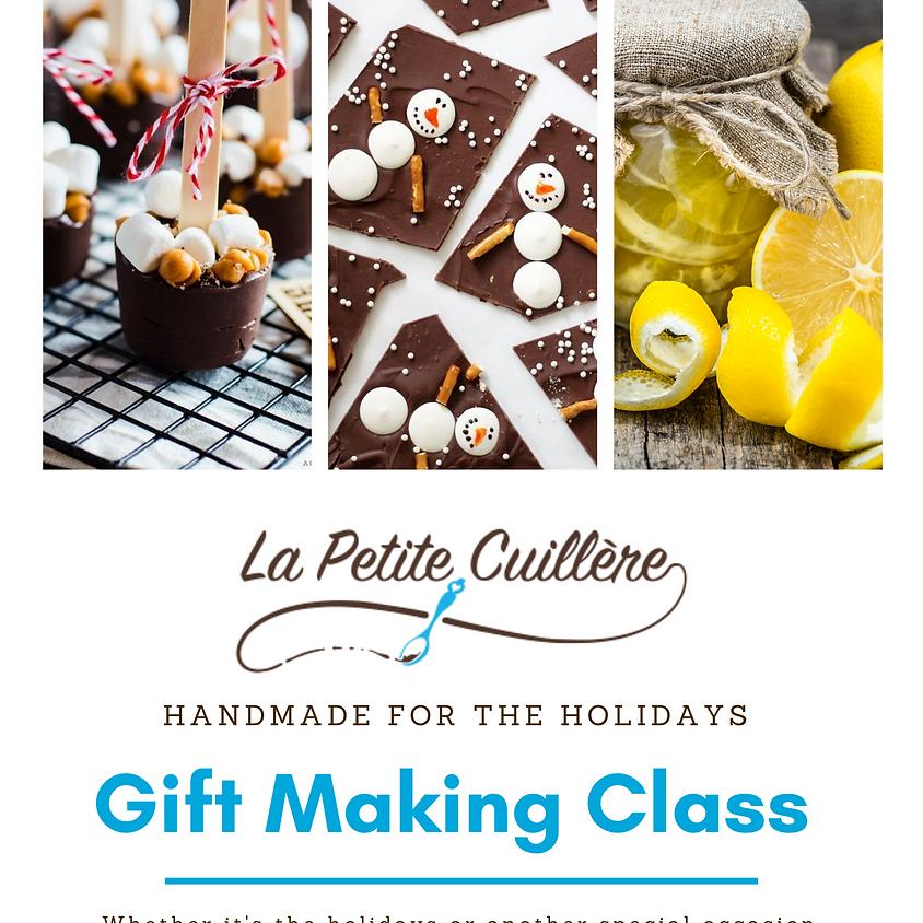 December - Homemade treats
