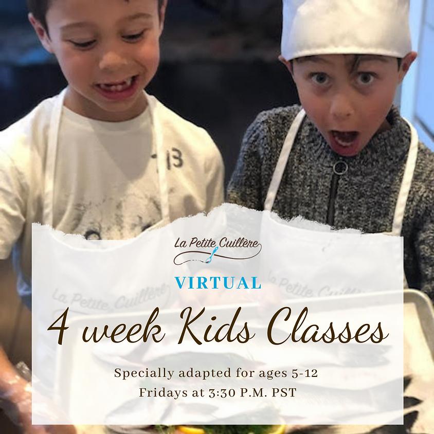 4 Week Cooking Class