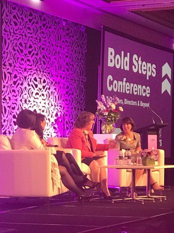 Let us know what will keep your mind whirring tonight? New ideas? New motivation? New friends? #boldsteps @OnBeingBold