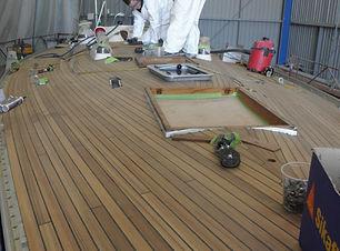 Restaration Project - NANEA- SWAN 47 FT.