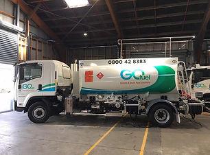 GoFuel - Tanker