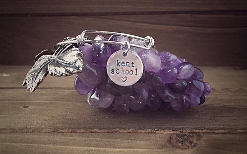 Kent School Charm Bracelet