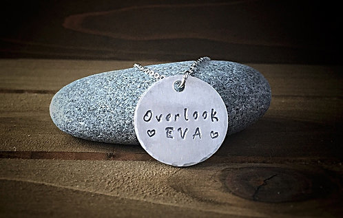 Overlook Name Necklace