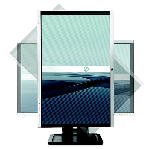 "HP 22"" Widescreen LA2205WG LCD Monitor"