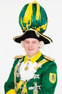 Präsident und 1. Vorsitzender, Ehrengarde Stadt Frechen