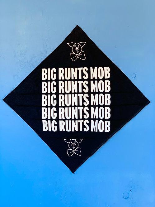 Big Runts Mob Bandanna