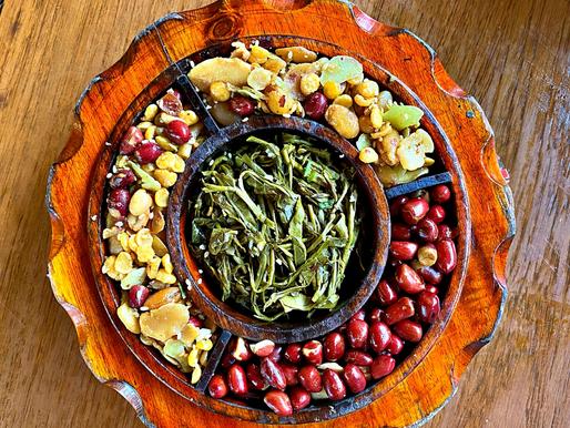 Eat Your Heart Out: Tea Leaf Salad