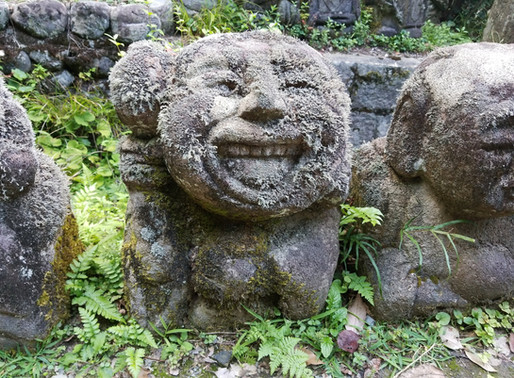 Otagi Nenbutsu-ji Temple - The Cutest Little Buddhas You'll Find in Kyoto