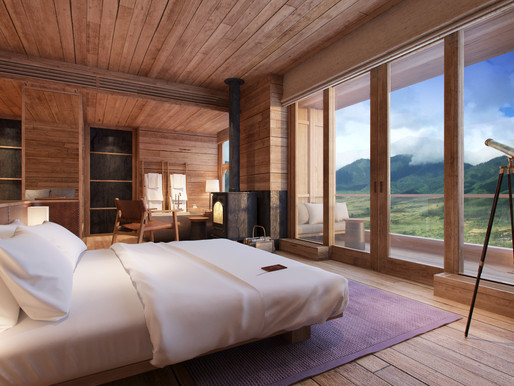 Settle into the Six Senses Gangtey, Bhutan