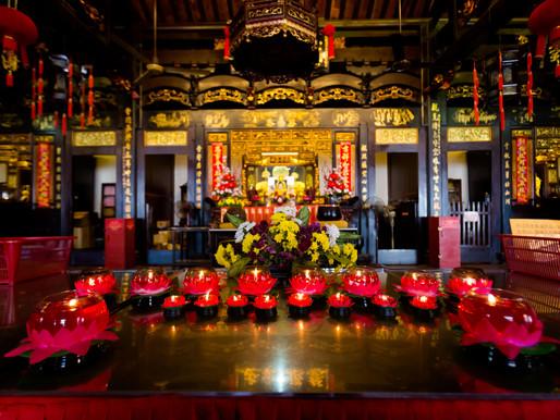 Cheng Hoon Teng Chinese Temple