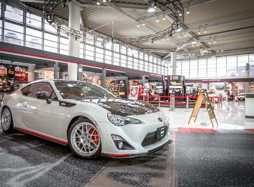 Calling All Car Enthusiasts! Mega Web in Odaiba is for you